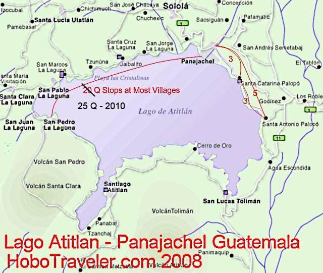 Guatemala Tourism Us Retirement Lake Atitlan